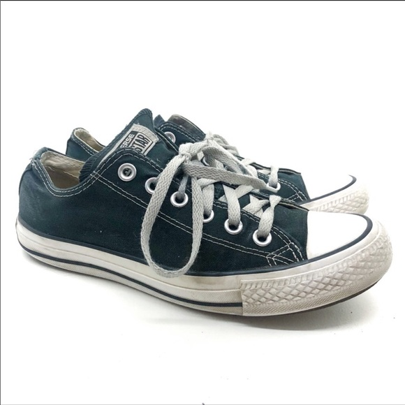 Converse All Star Navy classic low top sneakers